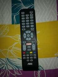 Control Tv Aoc