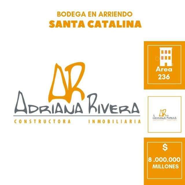 ARRIENDO DE BODEGA EN SANTA CATALINA URBANA POPAYAN 742-1042