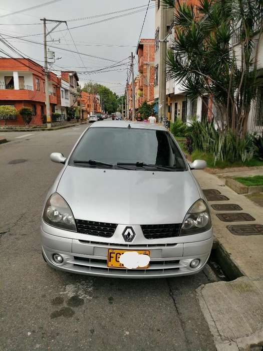 Renault Clio  2008 - 87000 km