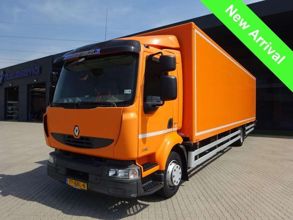 Renault MIDLUM 220 12 Laadklep - To be Imported