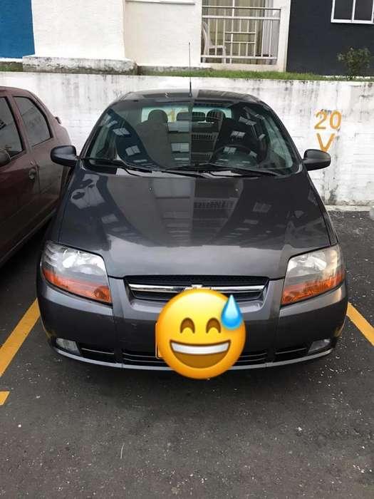 Chevrolet Aveo 2003 - 77000 km