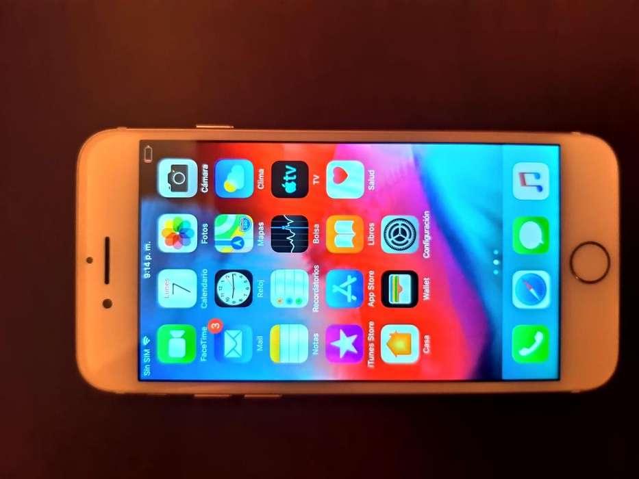 iphone 7 en su caja