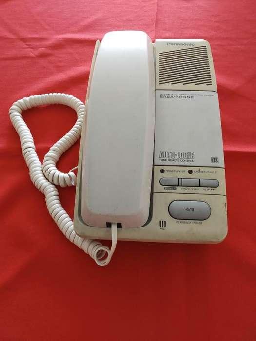 Teléfono Contestador Panasonic