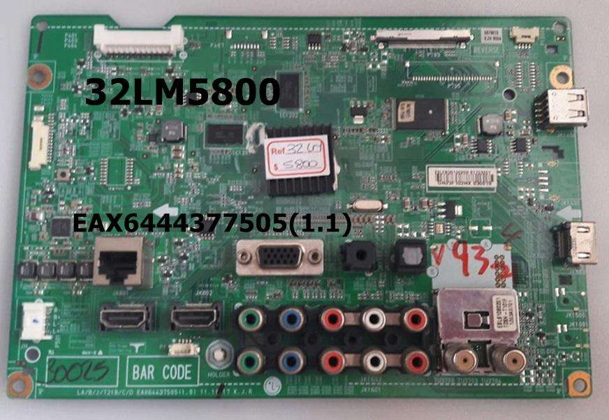 MAIN BOARD PARA TV LG MODELO 32LM5800