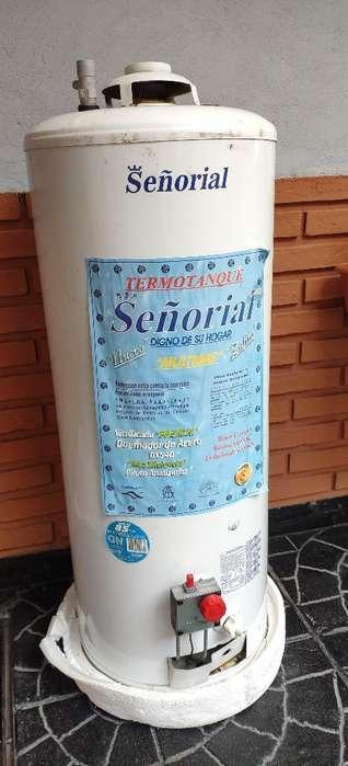 Termotanque Señorial Gas 85 Litros