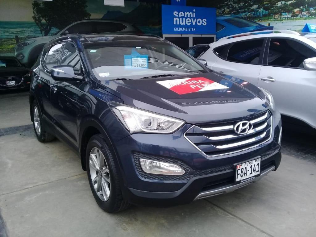 HYUNDAI SANTA FE 7S GL 2WD AT FULL 2013
