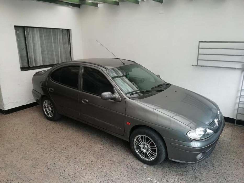 Renault Megane  2003 - 214000 km