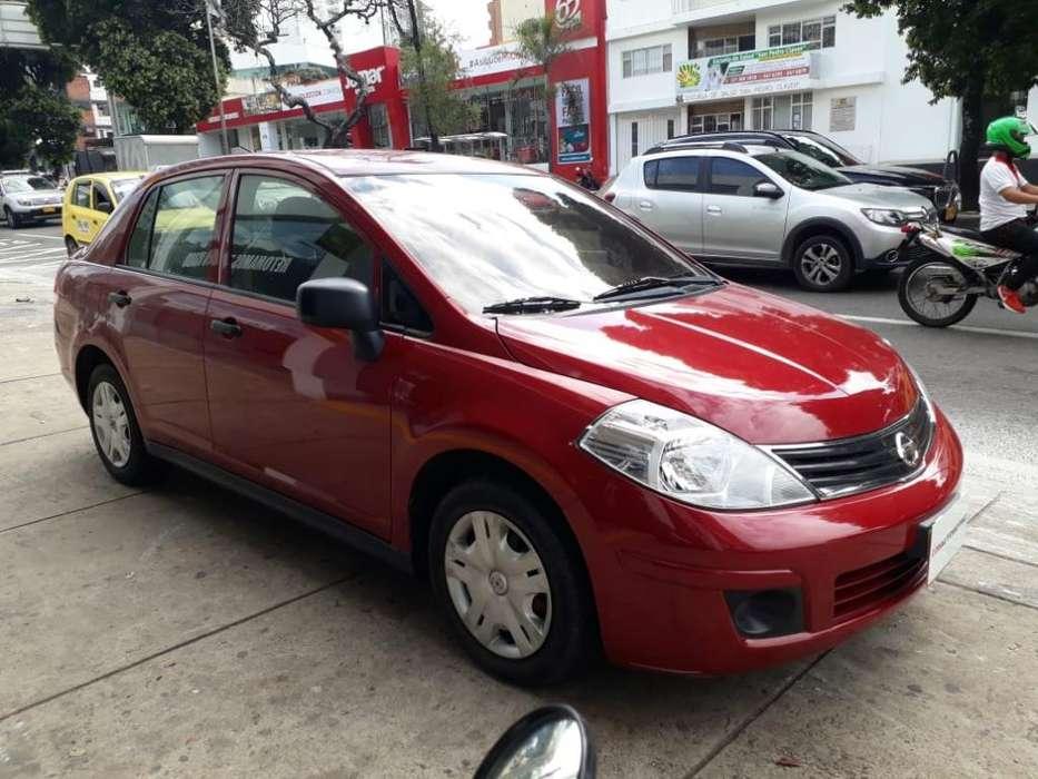 Nissan Tiida 2011 - 114000 km