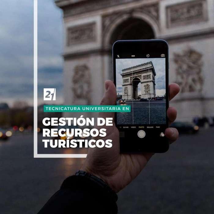 Tecnicatura en Gestión de Recursos Turísticos - Universidad Siglo 21 Gualeguaychú