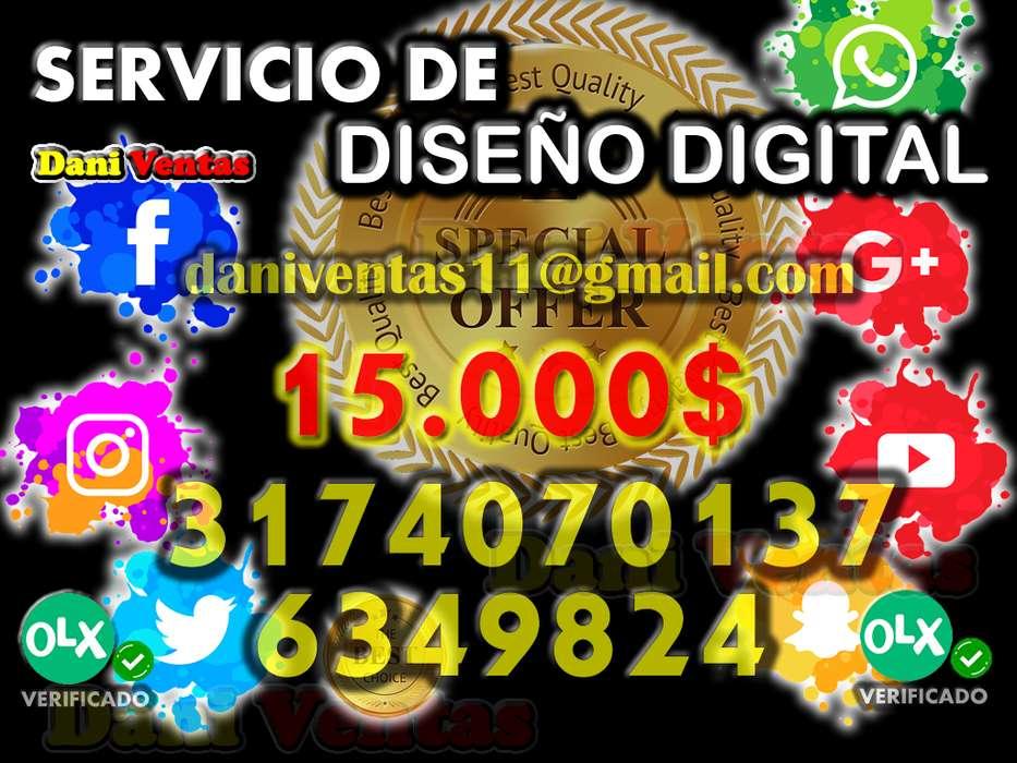 SERVICIO DE DISEÑO DIGITAL