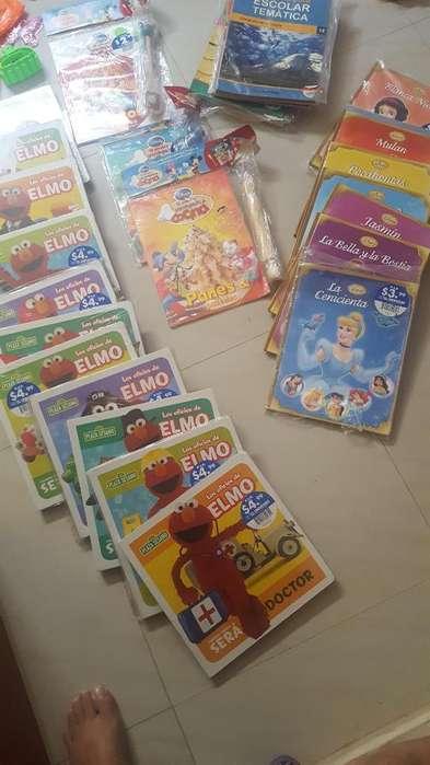 Libros Didacticos 33 Elmo Princesas Edu