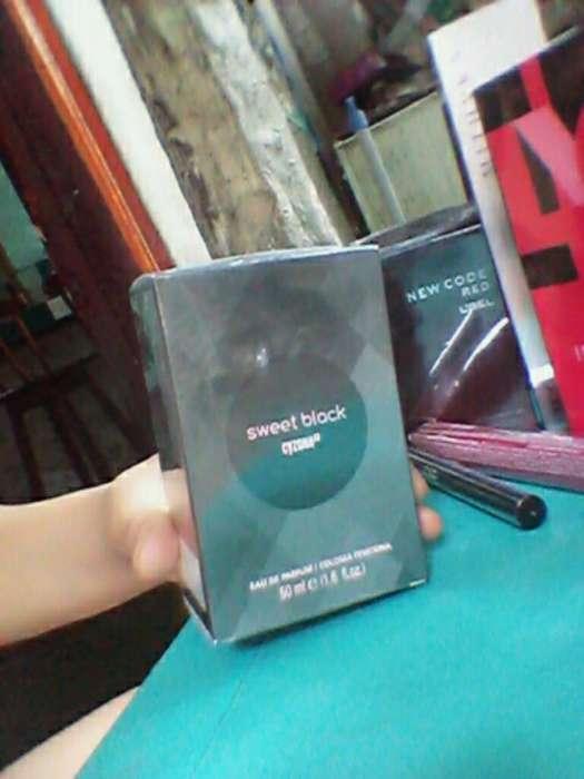 Perfume Cyzone Sweet Black