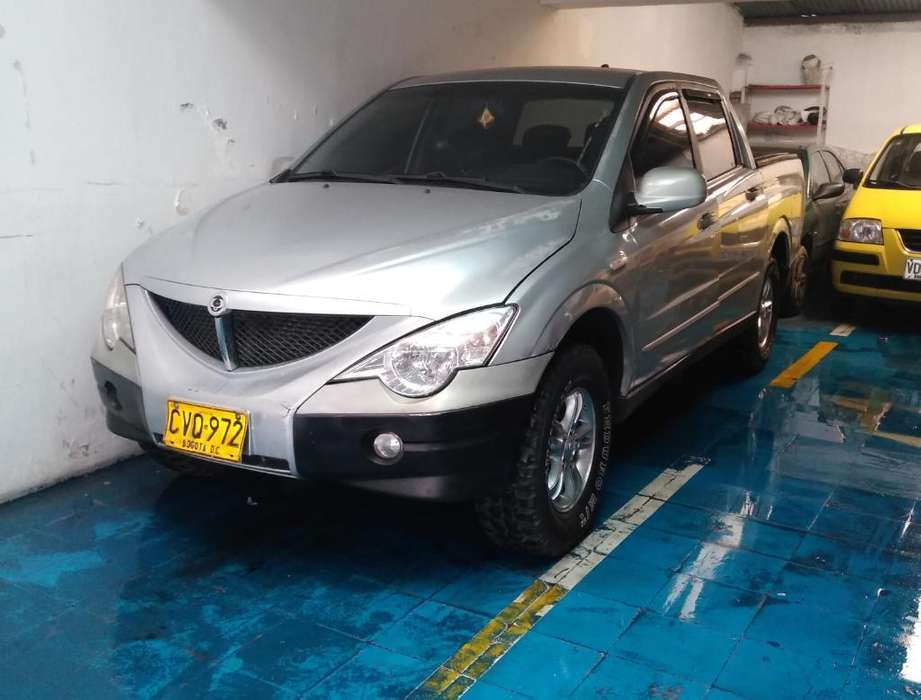 Ssangyong Actyon 2007 - 133000 km