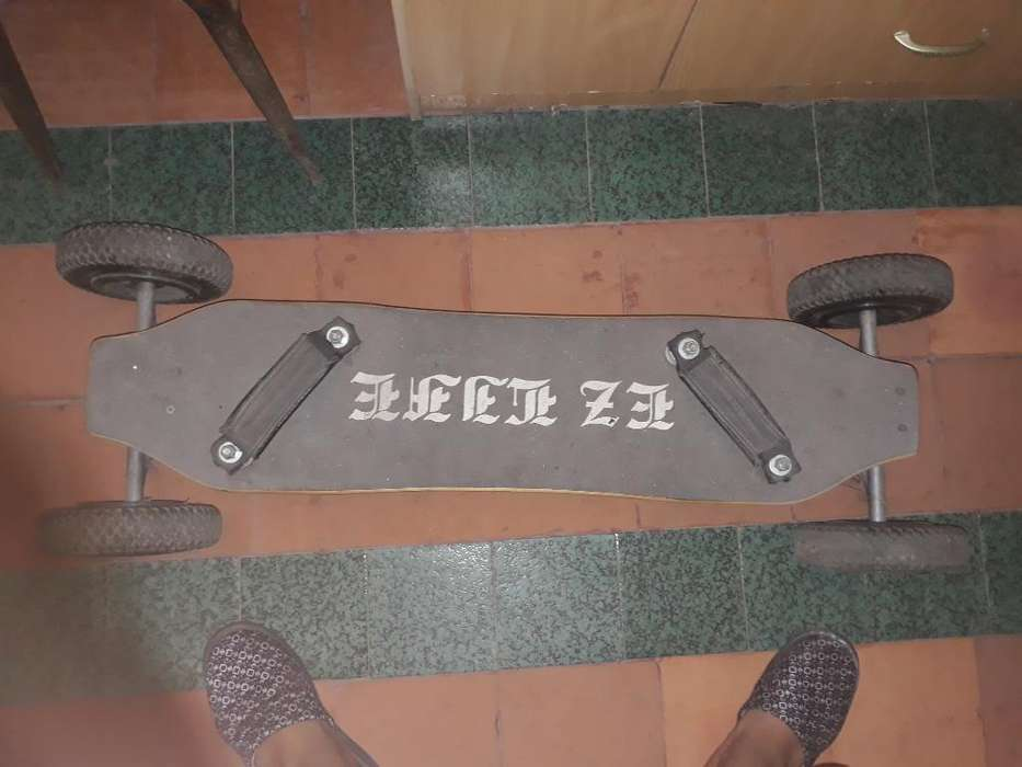 Mountainboard Skate Todo Terreno