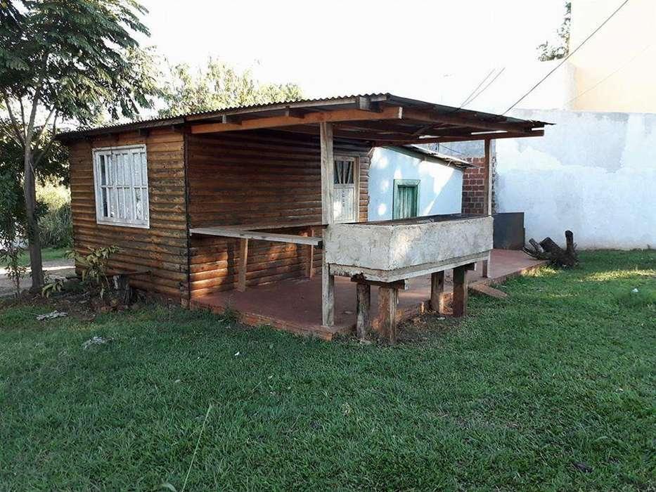 Vendo Terreno con casa en Pto. Iguazú