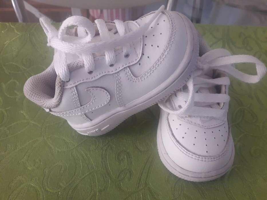 Zapatillas de Cuero Nike Num 18
