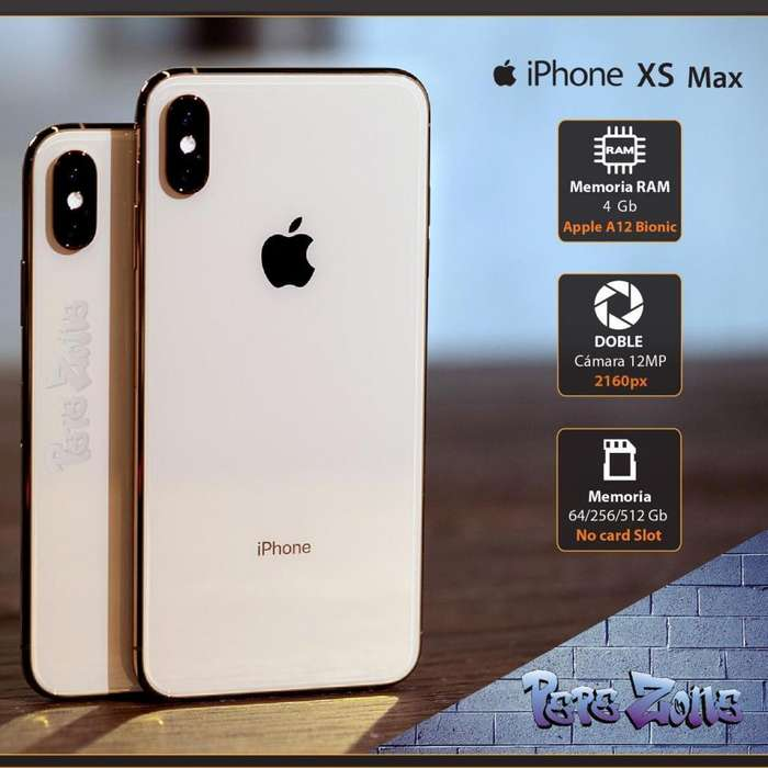 5b52c5f3b49 Relevancia, Menor precio, Mayor precio. Celular APPLE IPHONE 7/8/ 8plus XS/  XS MAX /64GB/256GB
