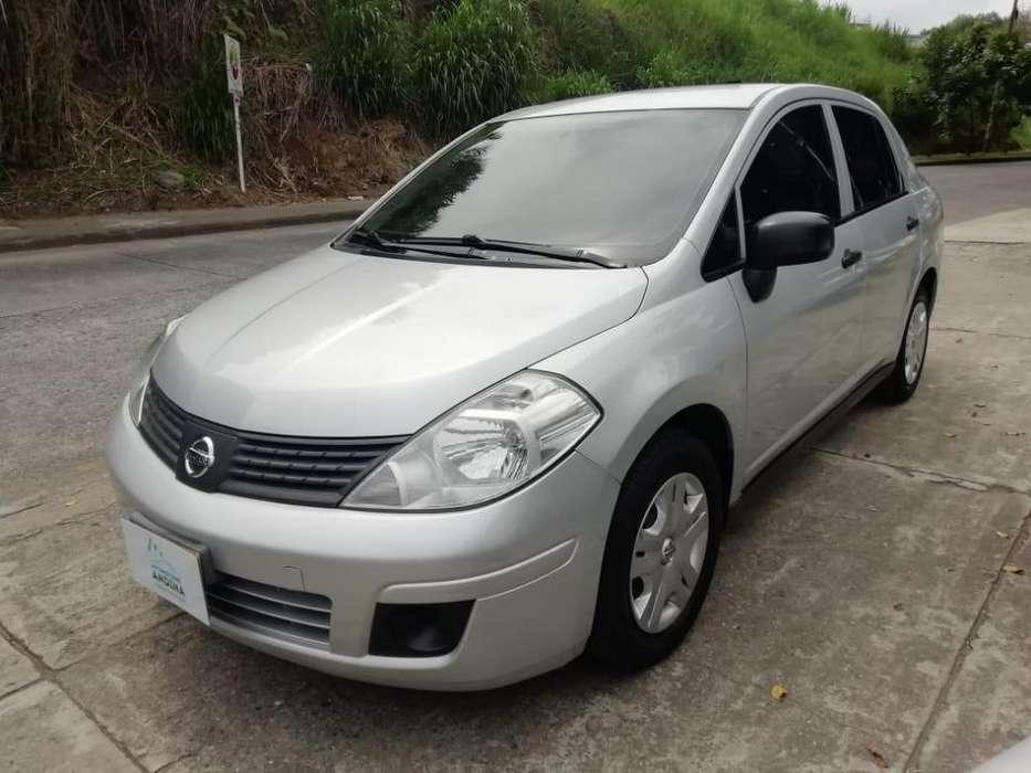 Nissan Tiida 2011 - 131600 km