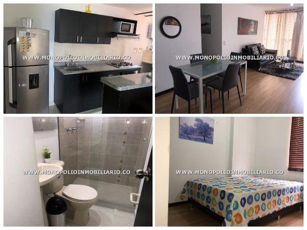 Alquilo apartamento amoblado en el poblado cód. 10114310