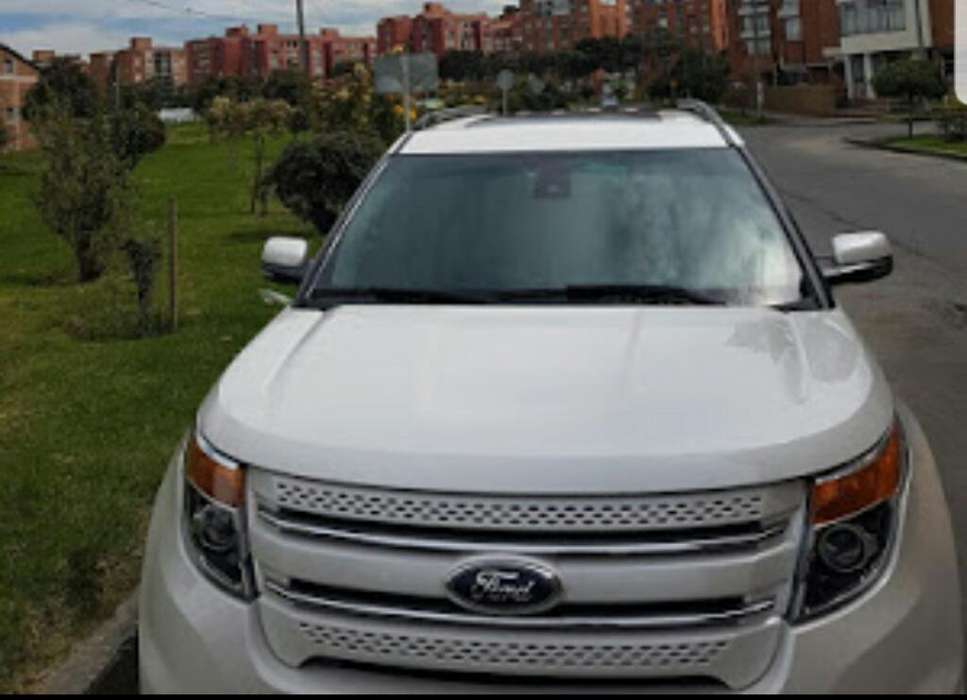 Ford Explorer 2015 - 58000 km