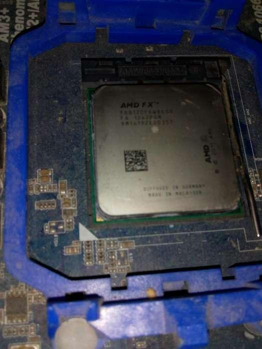 Procesador Amd Fx 8120