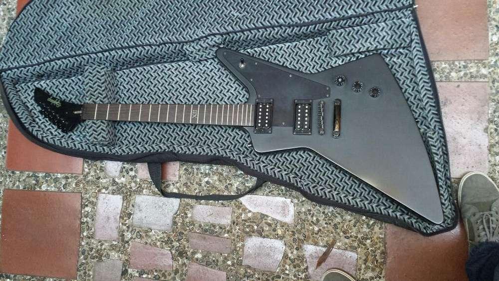 Guitarra Electrica Explorer