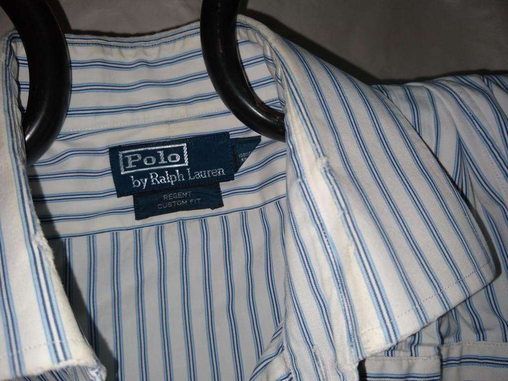 Usa Polo Talle Capital Ralph Made Lauren 16 Federal In Camisa MLarga DWHE29IY