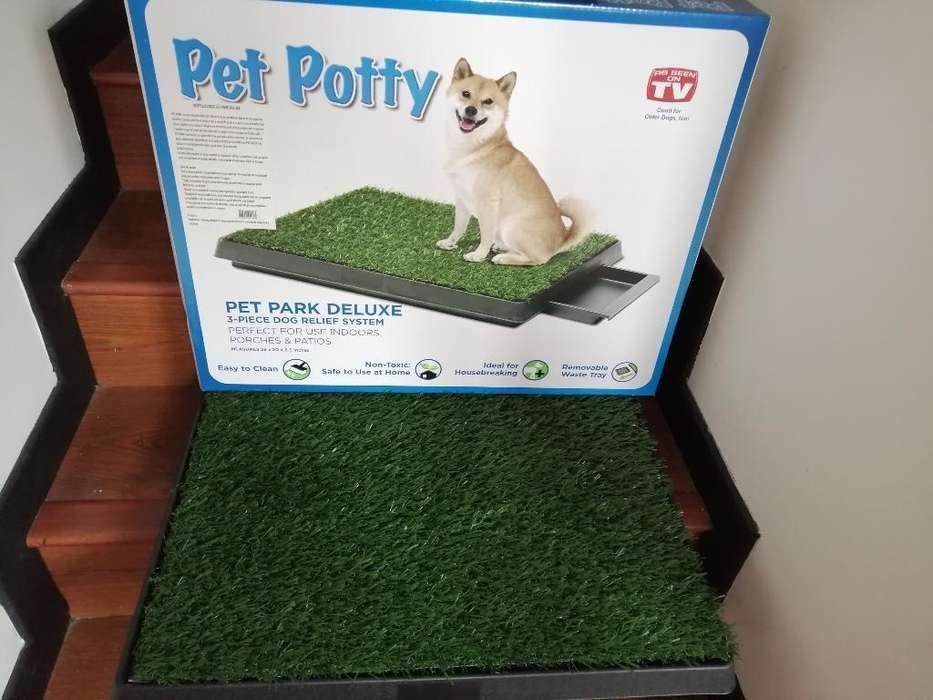 Pet Potty Inohodoro para <strong>perros</strong>