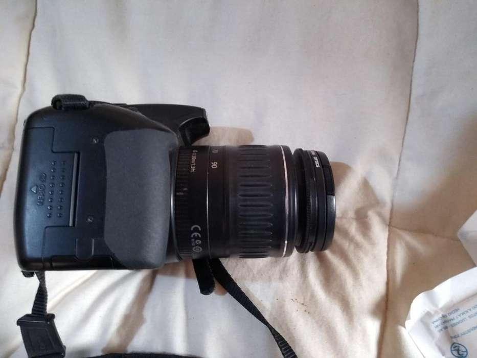 Camara Canon Eos Rebel Xti Lente Canon