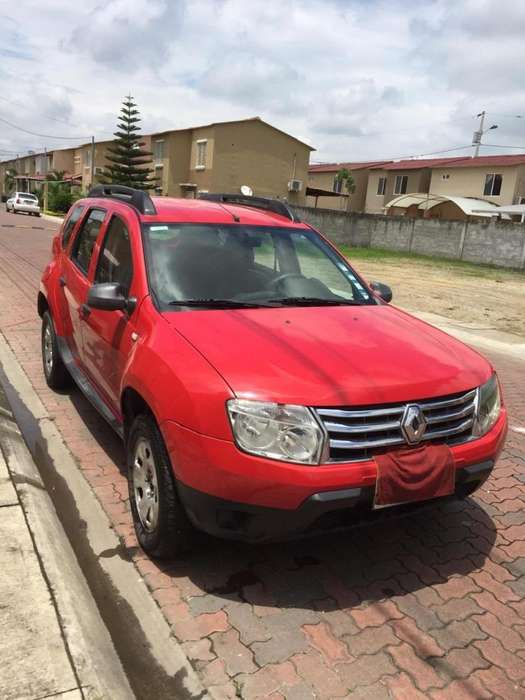 Renault Duster 2013 - 110000 km