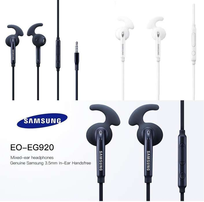 Auricular Manos Libres Orig Samsung S9 S9 S8 S8 S7 S7 Edge