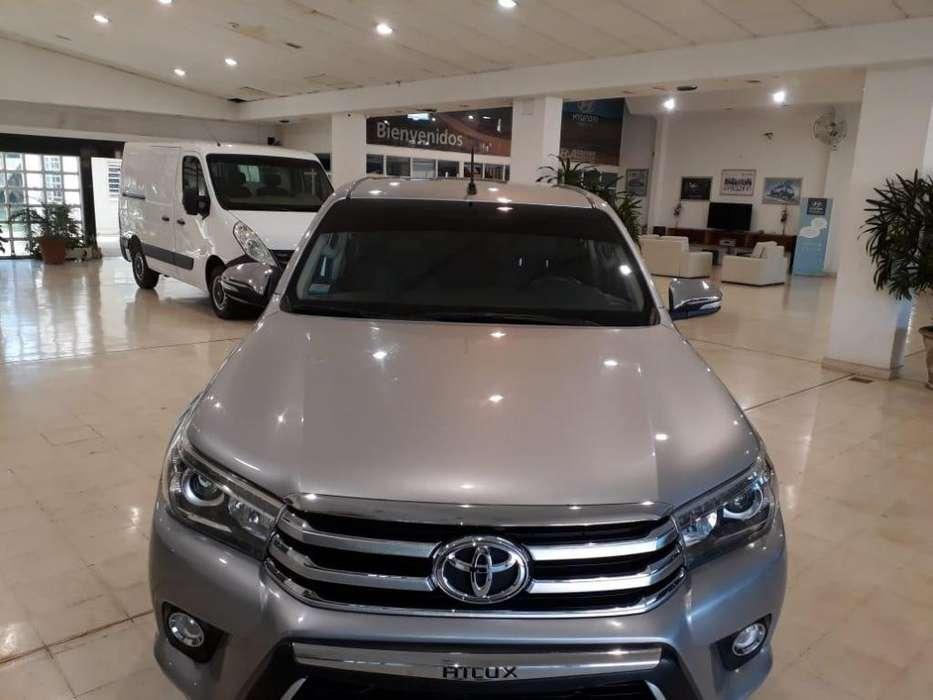 Toyota Hilux 2017 - 60000 km