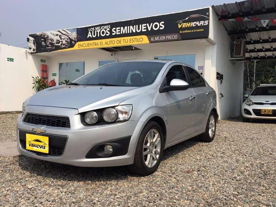 Chevrolet Sonic 2013 - 84000 km