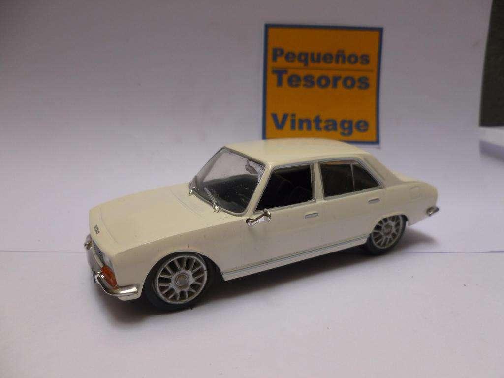 Peugeot 504 inolvidables 1/43 Custom