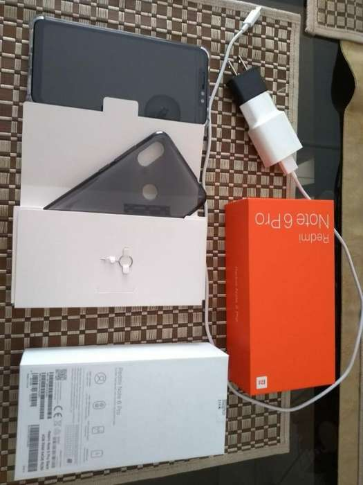 Vendo Note 6 Redmi Pro Como Nuevo