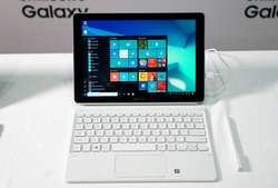 Tablet Samsung Galaxy Book Sm-w620, 10.6 Intel Core M3 7ma Generacion . / 4GB Ram / 64GB SSD