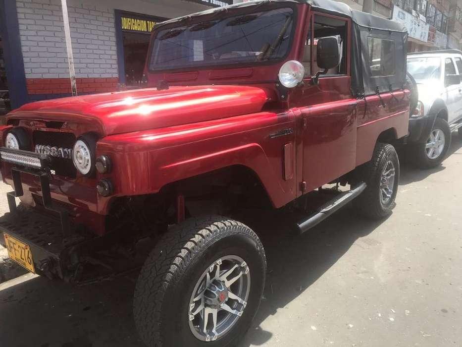 Nissan Patrol  1980 - 112554 km