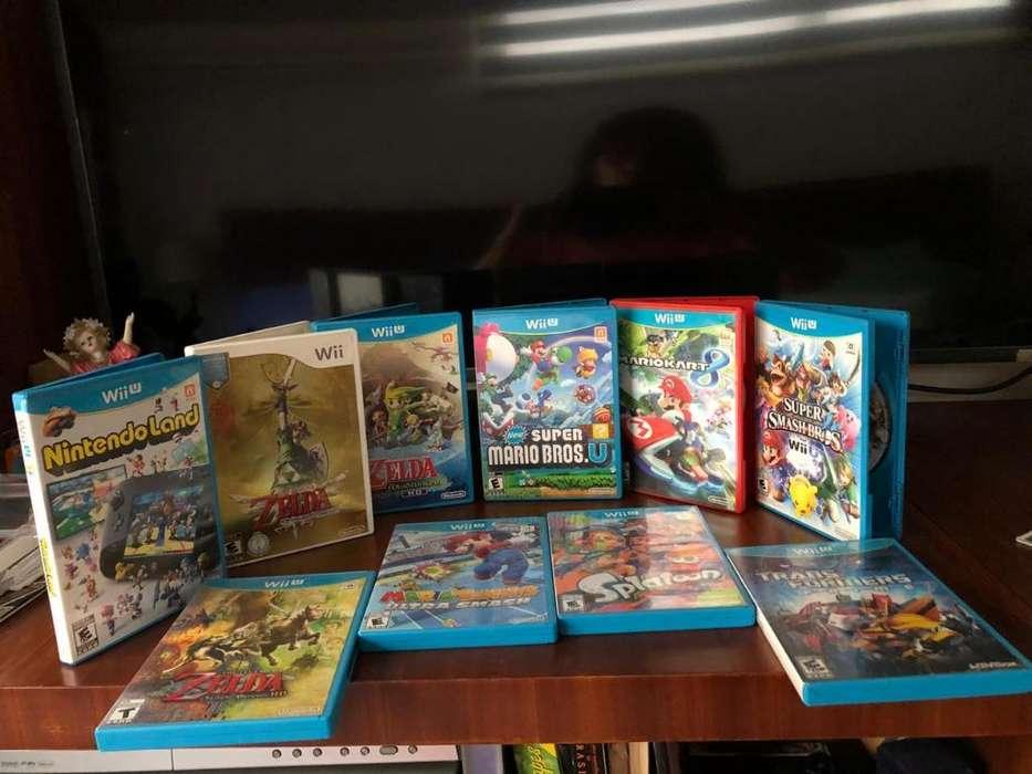 Juegos Nintendo Wii U