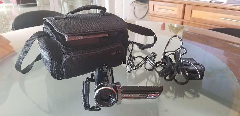 <strong>videocamara</strong> Filmadora Sony Hdrpj200
