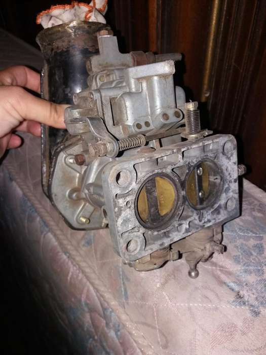 Vendo Carburador Solex