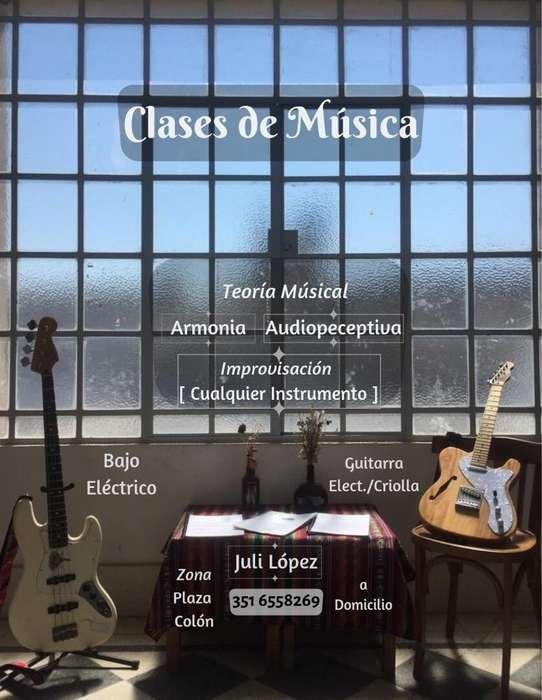 Clases de Música en Cordoba