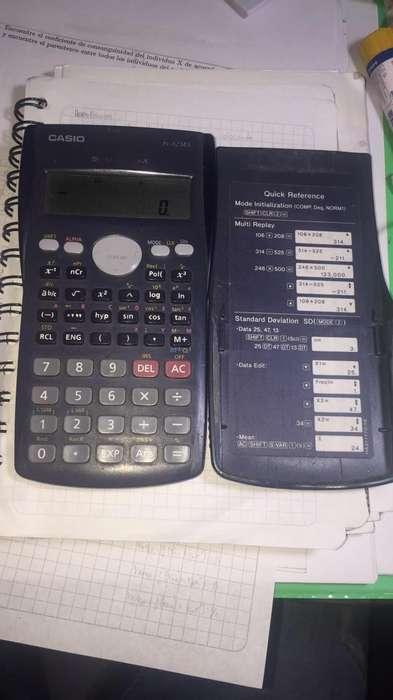 <strong>calculadora</strong> Fx-82Ms