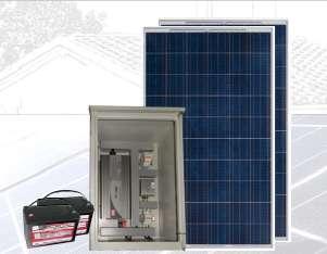PLANTA ENEGIA SOLAR 500Wp PS500-24M240-1500M