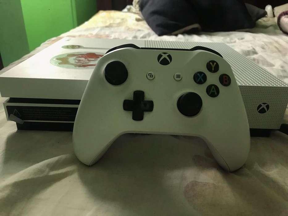 Xbox One S de 500Gb Como Nueva