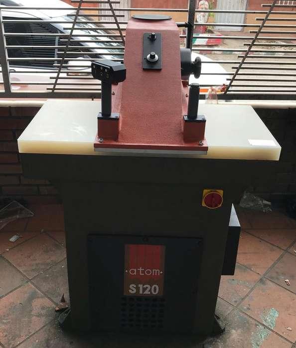 Troqueladora Atom S120