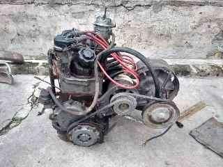 Motor fiat 600E con 04