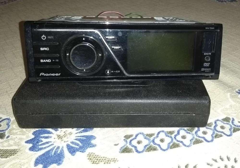 Stereo Pioneer Dvh-735av