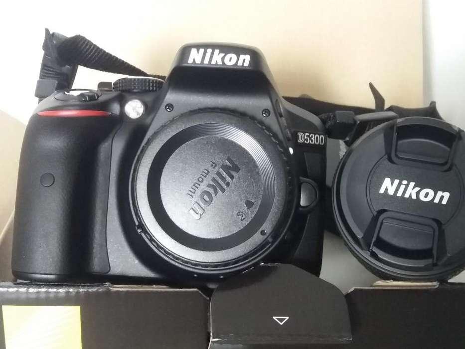 Cámara Nikon Réflex D5300