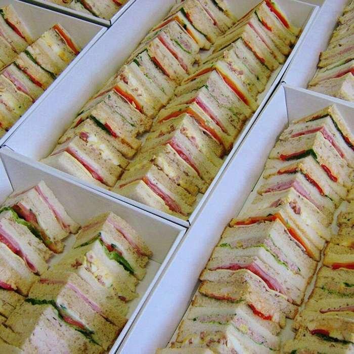 Cursos Industriales de Sandwiches