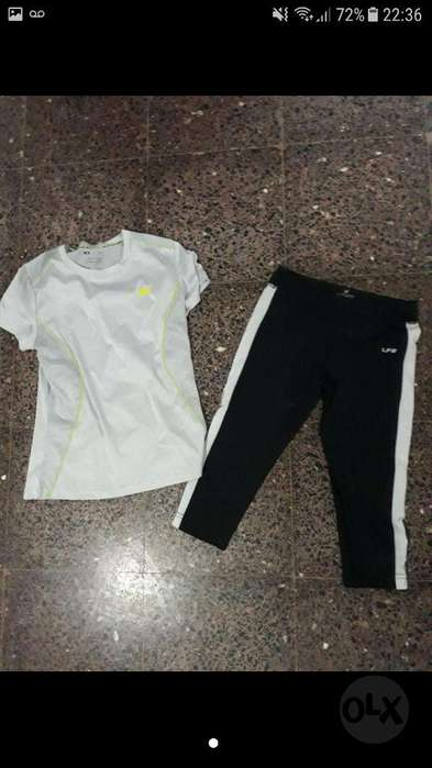 Ropa Deportiva Talle S